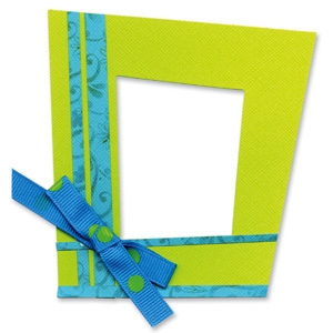 Retro Frame Originals Die by Sizzix
