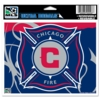 Chicago Fire MLS Decal