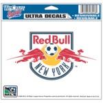 Red Bull New York MLS Decal