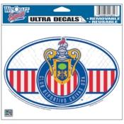 Chivas USA MLS Decal