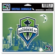 Seattle Sounders FC MLS Decal