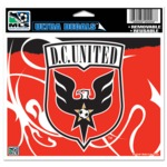 D.C. United MLS Decal