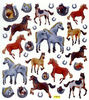 Horses & Horseshoes Stickers