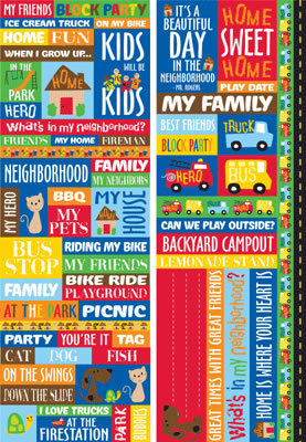 Kids Quote Stickers by Reminisce