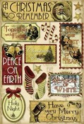 Holy Night Stickers by Karen Foster