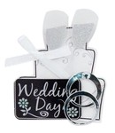 Wedding Lil' Stack Stickers by Karen Foster