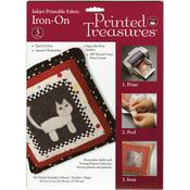 Printed Treasures Inkjet Printable Fabric by Milliken