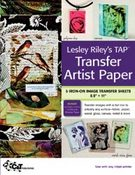Transfer Artist Paper - Lesley Riley's TAP