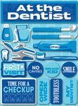 At The Dentist 3D Stickers by Reminisce