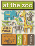 At The Zoo 3D Stickers by Reminisce