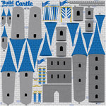 Build-Your-Own Castle 12x12 Stickers by Reminisce
