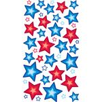 Primary Stars Epoxy Stickers