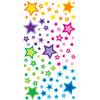 Flying Stars Epoxy Stickers