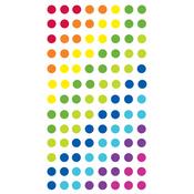 Dots Brights Epoxy Stickers