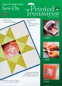 Inkjet Printable Fabric Sew - On Dritz Printed Treasures