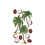 Coconut Palms By Jolee - EK Success