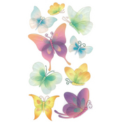 Vellum Butterflies By Jolee - EK Success