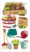 Gardening Stickers By Jolee - EK Success