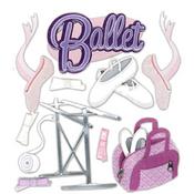 Ballet Stickers By Jolee - EK Success
