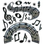 Music Notes By Jolee - EK Success