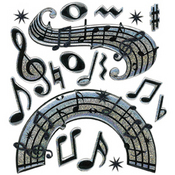 Music Notes By Jolee - EK Success