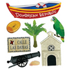 Dominican Republic Stickers By Jolee - EK Success