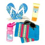 Beach Accessories Stickers By Jolee - EK Success