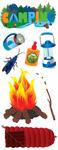 Camping Stickers By Jolee - EK Success