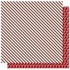 Candy Cane Strip   Glitter Paper