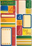 Fourth Grade Quote Stickers - Reminisce