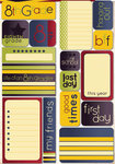 Eighth Grade Quote Stickers - Reminisce