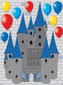Castle 3D Sticker - Reminisce