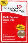 Photo Corners - Kraft - Scrapbook Adhesives