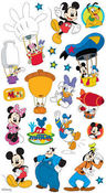 Mickey Mouse Clubhouse Classic Sticko Disney Stickers