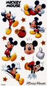 Mickey Mouse Classic Sticko Disney Stickers