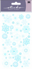 Winter Snowflakes Classic Sticko Stickers