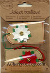 Christmas Bouquet Tags Jolee's Holiday Parcel