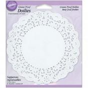 """Paper Lace 6"""" Doilies"""
