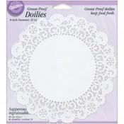 """Paper Lace 8"""" Doilies"""