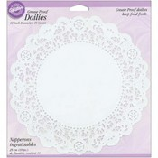"10"" Paper Doilies - Wilton Brand"