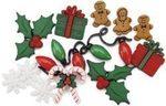 Memory Mates Christmas Buttons