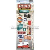 Road Trip Stickers - Paper House Productions