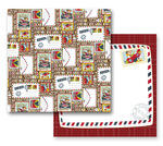 Postcards Paper - Road Trip Collection By Prima - 10 Pack