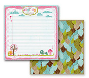 Hide And Seek Paper - So Cute! Collection By Prima - 10 Pack