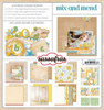 Mix And Mend Collection Kit - Sassafras