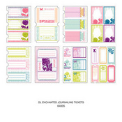 Enchanted Journaling Cards - Just Write By American Crafts