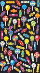 Sweet Candy Repeats Stickers - EK Success