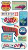 Coast To Coast Stickers - EK Success