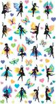 Fairy Dancers Stickers - EK Success