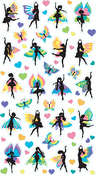 Fairy Dancers Stickers - EK Success
